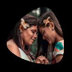 transmite conexiunea dintre părinte și copil, în urma înțelegerii conceptului de terapie