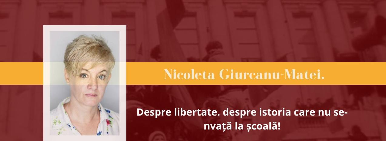 Nicoleta Giurcanu - Matei
